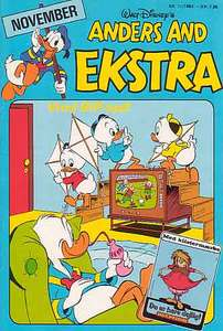 Anders And Ekstra 1 (11) - 1984