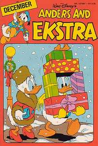 Anders And Ekstra (12) - 1981