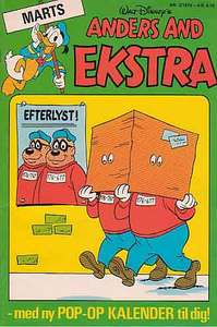 Anders And Ekstra (3) - 1979