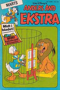 Anders And Ekstra (3) - 1980