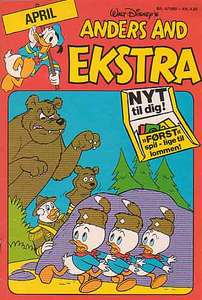 Anders And Ekstra (4) - 1980