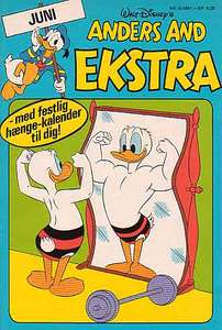 Anders And Ekstra (6) - 1981