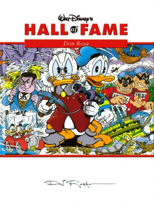 Hall of Fame 1 - Don Rosa 1 (Danmark)