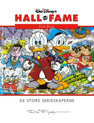 Hall of Fame 1 - Don Rosa 1 (Norge)