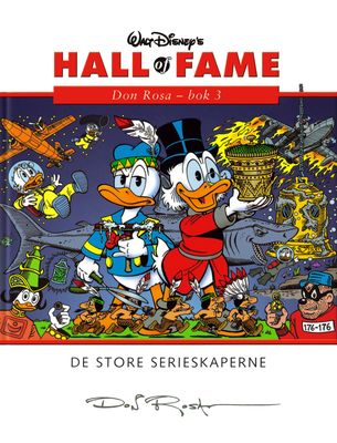 Hall of Fame 10 - Don Rosa 3 (Norge)