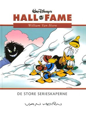 Hall of Fame 11 - William van Horn 1 (Norge)