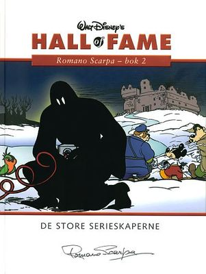 Hall of Fame 12 - Romano Scarpa 2 (Norge)