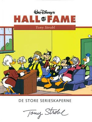 Hall of Fame 15 - Tony Strobl 1 (Norge)