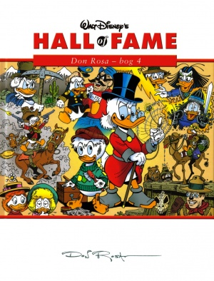 Hall of Fame 16 - Don Rosa 4 (Danmark)