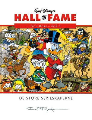 Hall of Fame 16 - Don Rosa 4 (Norge)
