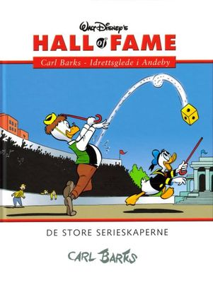 Hall of Fame 18 - Carl Barks 4 (Norge)