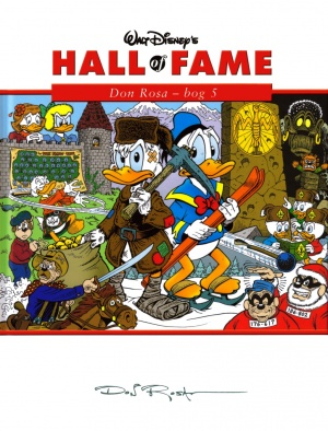 Hall of Fame 20 - Don Rosa 5 (Danmark)