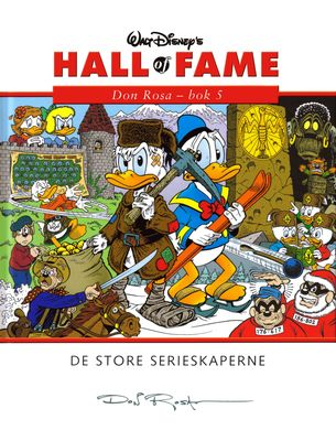 Hall of Fame 20 - Don Rosa 5 (Norge)