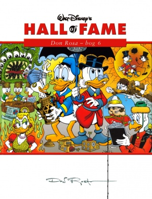 Hall of Fame 21 - Don Rosa 6 (Danmark)