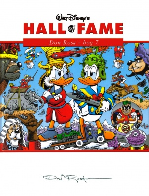Hall of Fame 23 - Don Rosa 7 (Danmark)