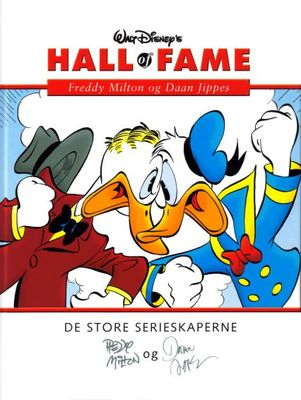 Hall of Fame 23 - Freddy Milton og Daan Jippes (Norge)