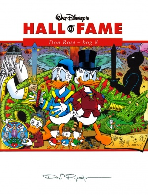 Hall of Fame 24 - Don Rosa 8 (Danmark)