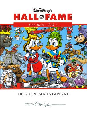 Hall of Fame 25 - Don Rosa 7 (Norge)