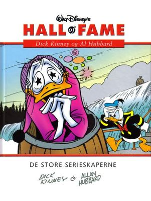 Hall of Fame 26 - Dick Kinney og Al Hubbard (Norge)
