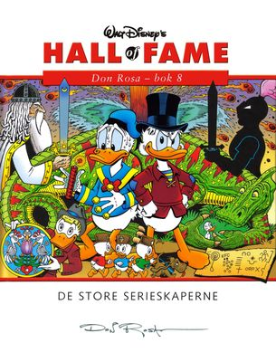 Hall of Fame 27 - Don Rosa 8 (Norge)