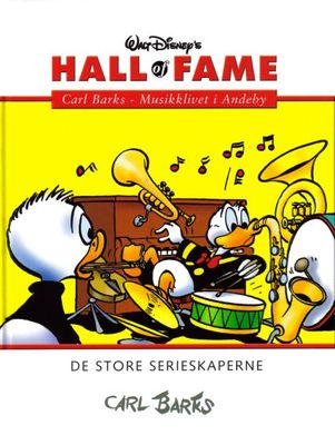 Hall of Fame 29 - Carl Barks 5 (Norge)