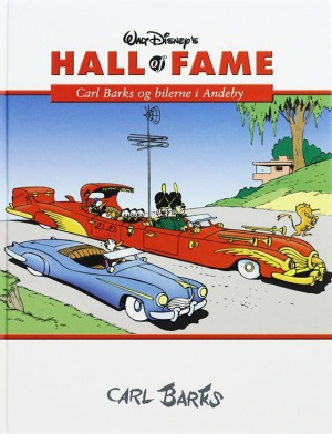 Hall of Fame 3 - Carl Barks 1 (Danmark)