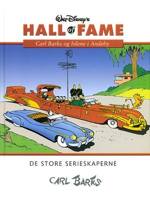 Hall of Fame 3 - Carl Barks 1 (Norge)