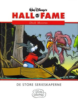 Hall of Fame 30 - Dick Moores (Norge)