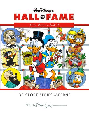 Hall of Fame 31 - Don Rosa 9 (Norge)
