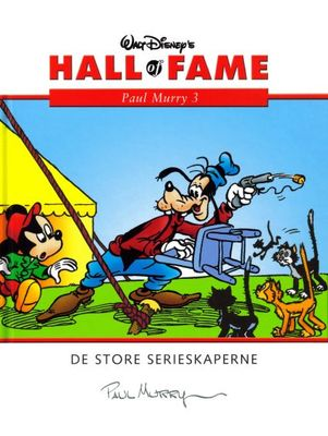 Hall of Fame 35 - Paul Murry 3 (Norge)