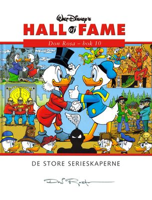 Hall of Fame 36 - Don Rosa 10 (Norge)