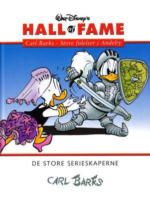 Hall of Fame 39 - Carl Barks 6 (Norge)