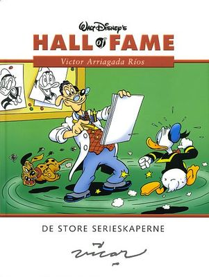 Hall of Fame 4 - Vicar 1 (Norge)
