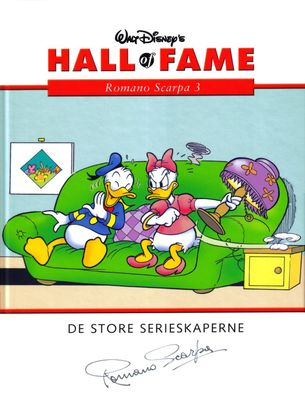 Hall of Fame 43 - Romano Scarpa 3 (Norge)