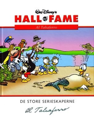 Hall of Fame 45 - Al Taliaferro 1 (Norge)