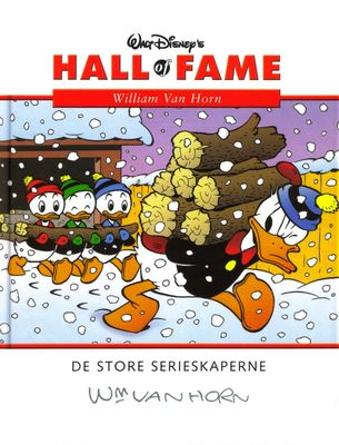 Hall of Fame 46 - William van Horn 2 (Norge)