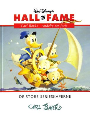 Hall of Fame 47 - Carl Barks 8 (Norge)