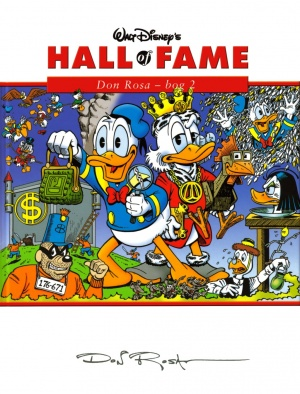 Hall of Fame 5 - Don Rosa 2 (Danmark)