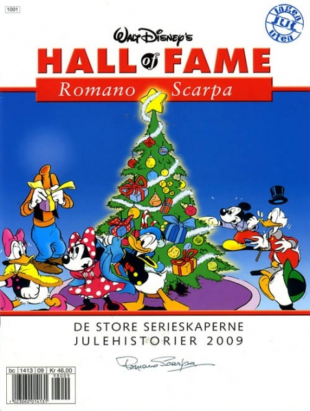 Hall of Fame 51 - Romano Scarpa julehistorier (Norge)