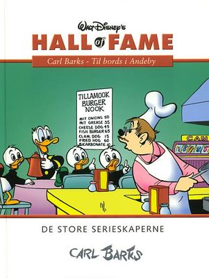 Hall of Fame 8 - Carl Barks 2 (Norge)