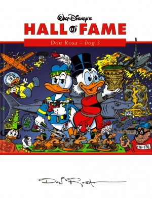 Hall of Fame 9 - Don Rosa 3 (Danmark)