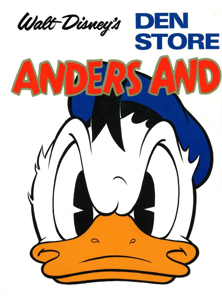 1 - Den store Anders And (1974)