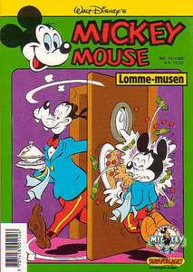 1 - Mickey Mouse (Lomme-musen) 1988 (11)