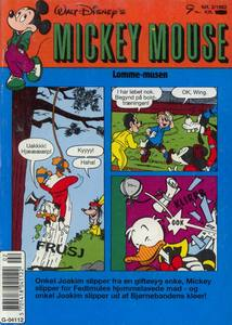 1 - Mickey Mouse (Lomme-musen) 1992 (2)