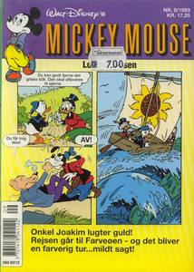 1 - Mickey Mouse (Lomme-musen) 1993 (9)