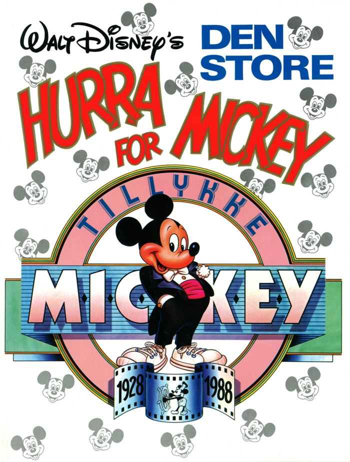 15 - Den store hurra for Mickey - 1988