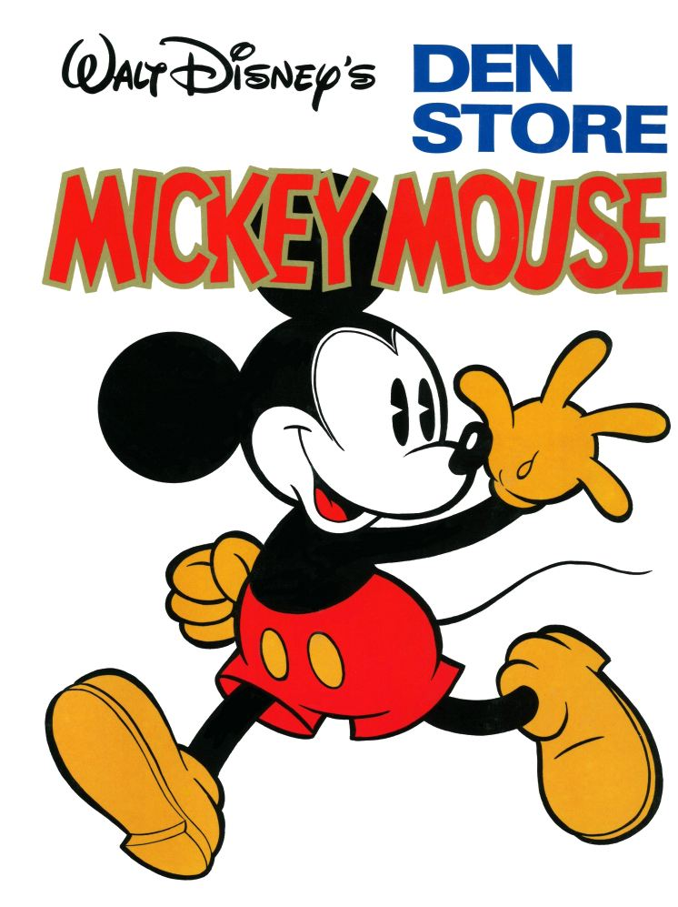3 - Den store Mickey Mouse (1976)