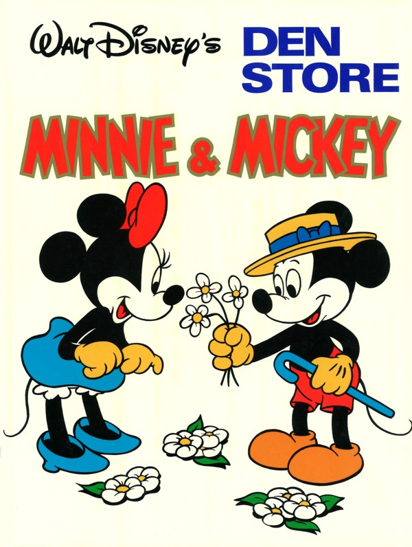 8 - Den store Minnie & Mickey - 1981