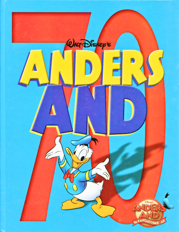 Anders And 70 år (2004)