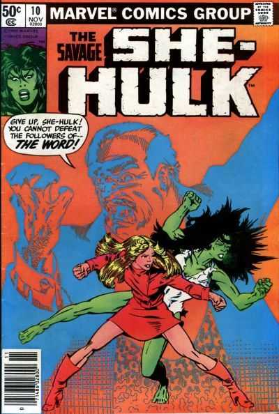 The Savage She-Hulk - 10